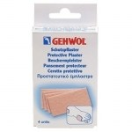 Gehwol Protective Plaster Thick Παχύ προστατευτικό έμπλαστρο, 4τμχ Healthspot Overespa