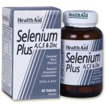 Health aid selenium plus 200 μg 60 tabs - healthspot overespa