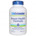 Life extension breast health formula 60caps -healthspot overespa