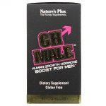 Nature`s plus gh male caps 60 -healthspot overespa