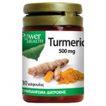 POWER HEALTH TURMERIC 500mg 30s -healthspot overespa