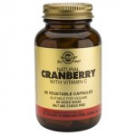 solgar cranberry extract and vitamin c 60s Κάψουλες με Cranberry και βιταμίνη C - Healthspot overespa