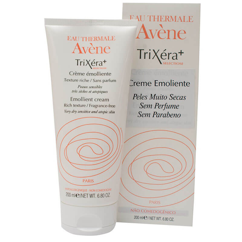 Avene Trixera Selectiose Creme Μαλακτική Κρέμα Healthspot Overespa