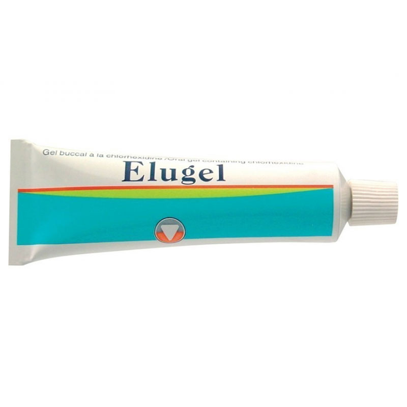 Elgydium Elugel Oral Gel 40ml -healthspot overespa