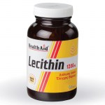 Health aid super lecithin 1200mg 50caps - healthspot overespa