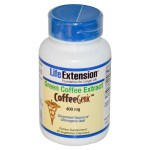 Life extension cofee genic green coffe extract 90caps -healthspot overespa