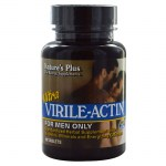 Nature`s plus ultra virile-actin tablets 60 -healthspot overespa