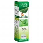Power health xs green tea - healthspot overespa