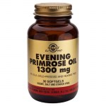 Solgar evening primrose oil 1300mg softgels 30s -healthspot overespa